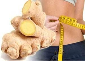 как приготовить корень имбиря для похудения