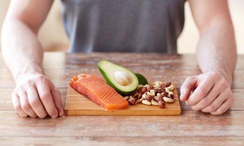 как убрать живот мужчине диета