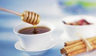 кефир с чаем