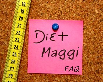 отзывы похудевших на диете магги