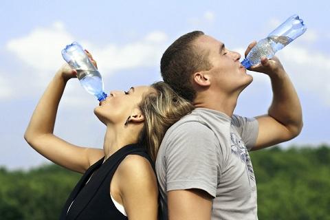 правильная водная диета
