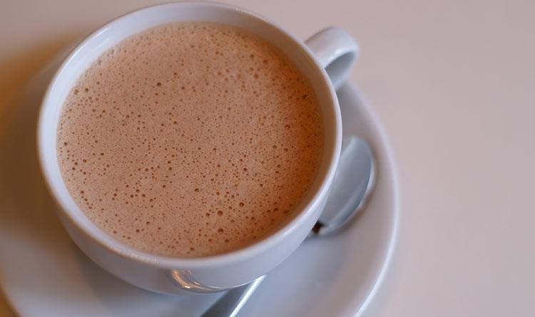 разгрузочный день на какао с молоком