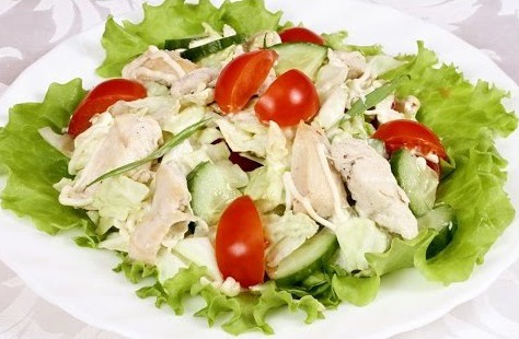 рецепты диетических блюд куриных грудок