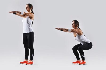 физ упражнения для похудения живота и боков