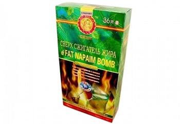 Зеленая бомба для похудения