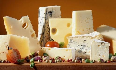 Рецепты диетического сыра