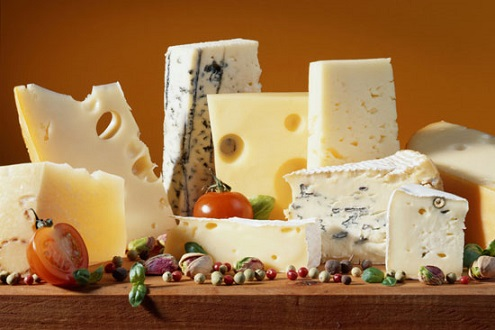 диетические сорта сыра