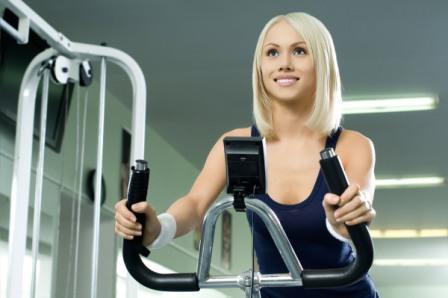 план тренировки в тренажерном зале для похудения