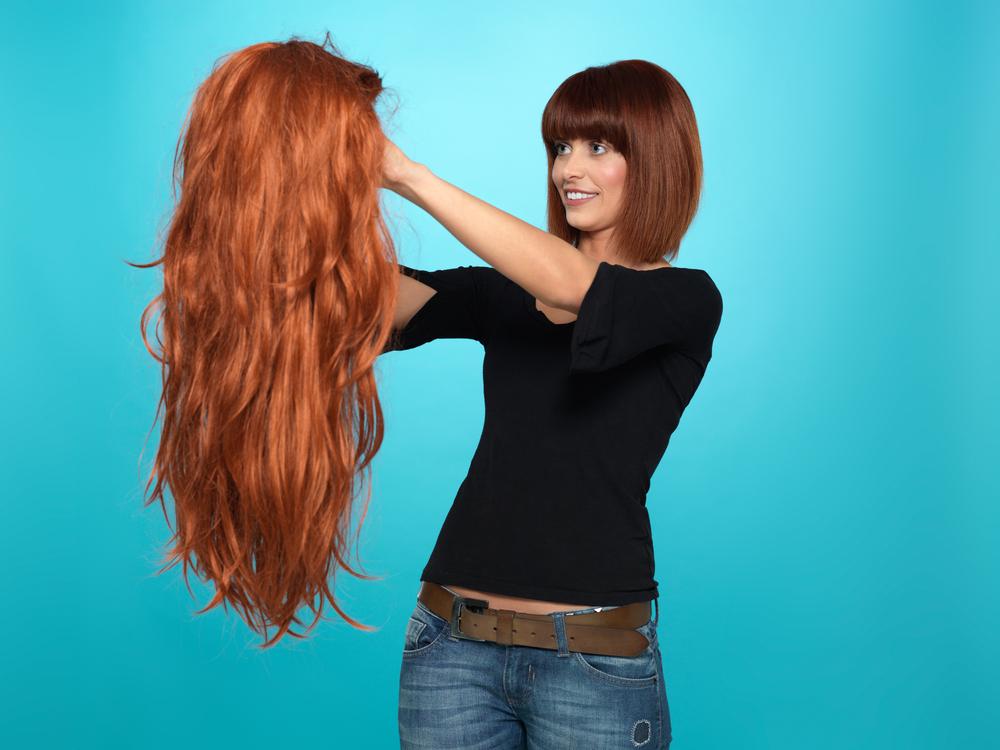 Как выбрать качественный, легкий и естественный женский парик?