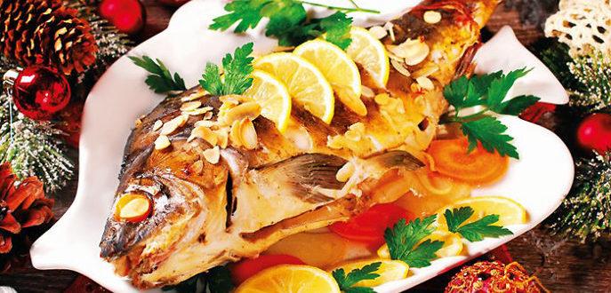 Фаршированная рыба - правила и секреты приготовления
